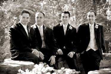 groom and groomsmen maryvale