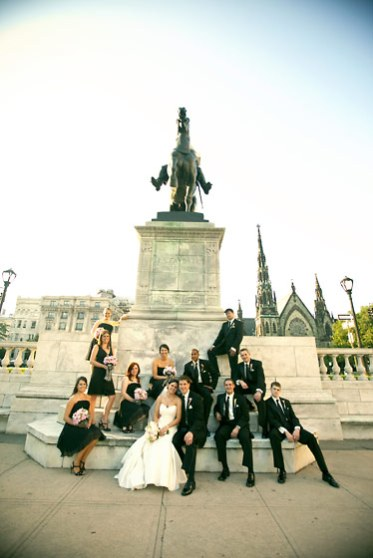 bridal party mount vernon baltimore